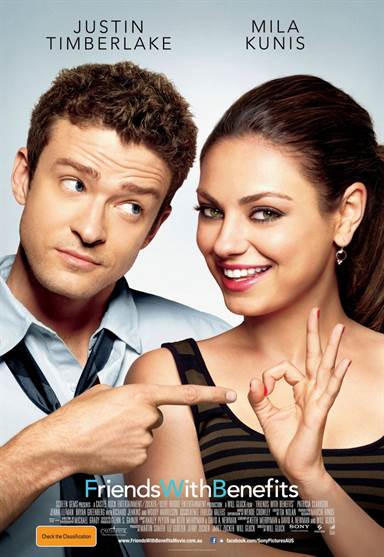 Friends With Benefits © Screen Gems. All Rights Reserved.