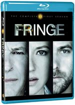 Fringe Blu-ray Review
