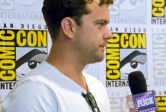 Comic Con 2012 Press Junket