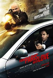 From Paris With Love Theatrical Review