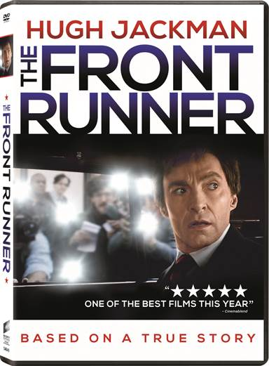 The Front Runner DVD Review