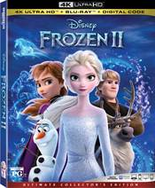 Frozen II 4K Ultra HD Review