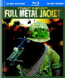 Full Metal Jacket 25th Anniversary Book Blu-ray Review