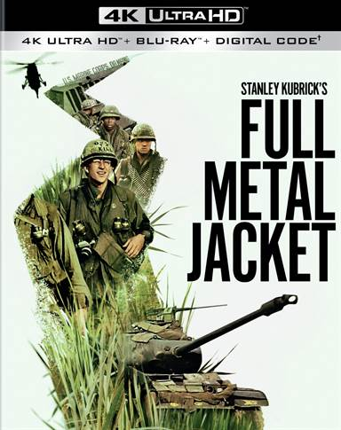 Full Metal Jacket 4K Ultra HD Review