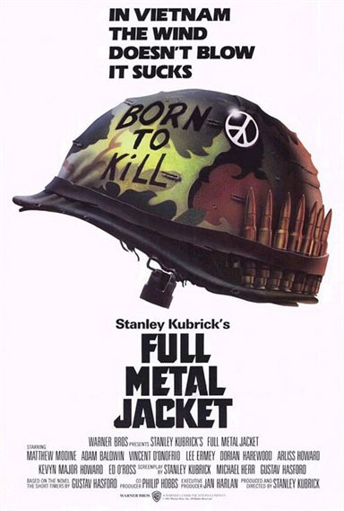 Full Metal Jacket © Walt Disney Pictures. All Rights Reserved.