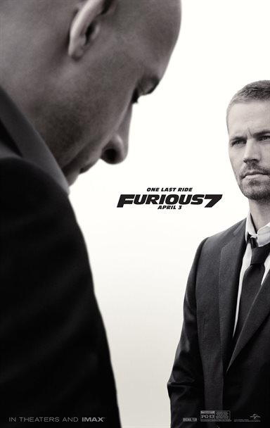 Furious 7 © Universal Pictures. All Rights Reserved.