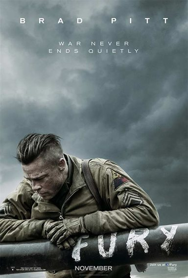 Fury © Columbia Pictures. All Rights Reserved.