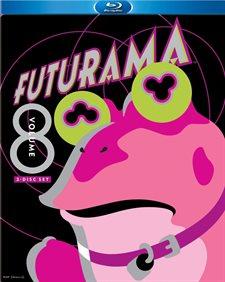 Futurama: Volume 8 Blu-ray Review
