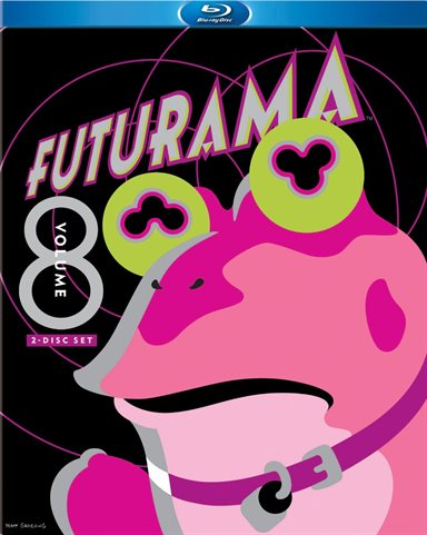 Futurama: Volume 8 Blu-ray Review