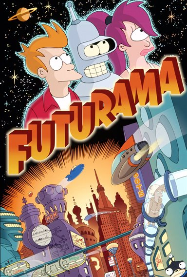 Futurama © 20th Century Fox. All Rights Reserved.
