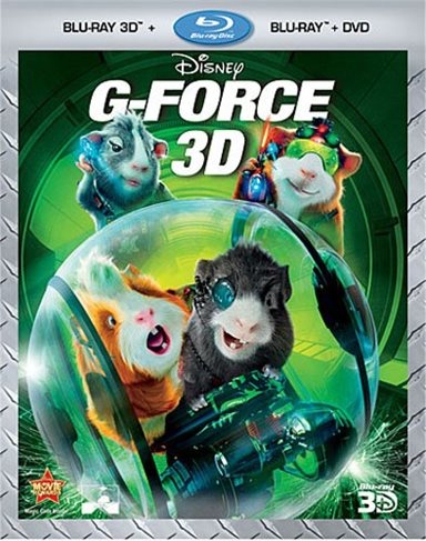 G-Force 3D Blu-ray Review