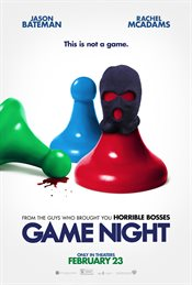 Game Night Theatrical Review