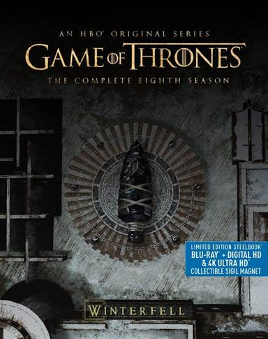 Game of Thrones: The Complete Eighth Season 4K Ultra HD Review