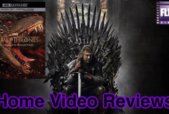 Game Of Thrones: The Complete Collection 4K UHD Video Review