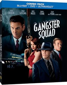 Gangster Squad Blu-ray Review