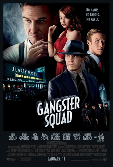 Gangster Squad Theatrical Review