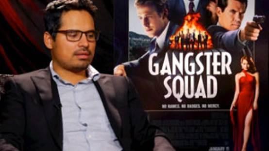 Michael Peña Interview