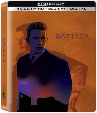 Gattaca 4K UHD Steelbook 4K Ultra HD Review