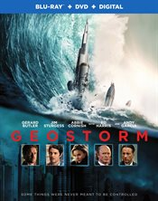 Geostorm Blu-ray Review