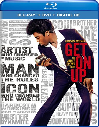 Get On Up Blu-ray Review
