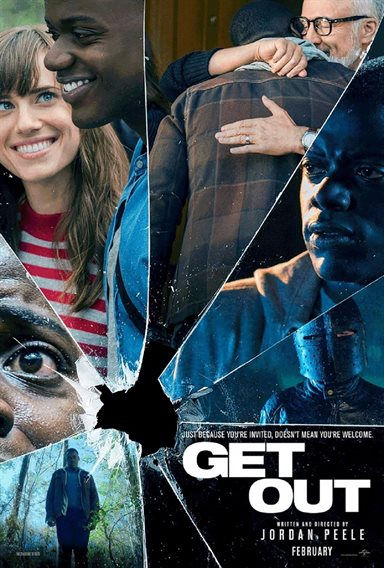 Get Out Theatrical Review