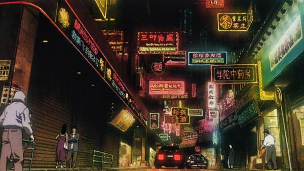 Ghost In The Shell © Manga Entertainment. All Rights Reserved.