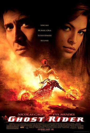 Ghost Rider © Columbia Pictures. All Rights Reserved.