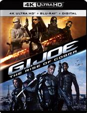 G.I. Joe: The Rise of Cobra 4K Ultra HD Review