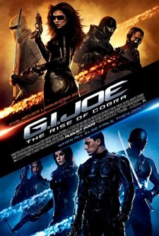 G.I. Joe: The Rise of Cobra Theatrical Review