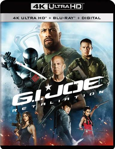 G.I. Joe: The Retaliation 4K Ultra HD Review
