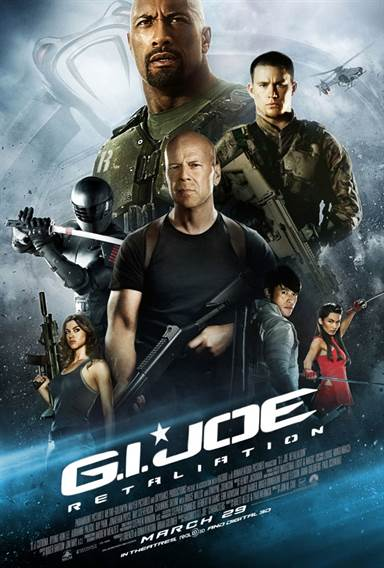 G.I. Joe: The Retaliation © 20th Century Fox. All Rights Reserved.