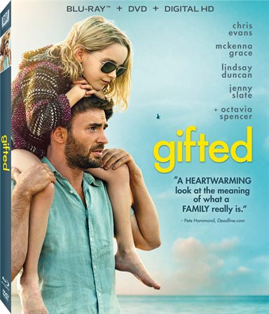 Gifted Blu-ray Review