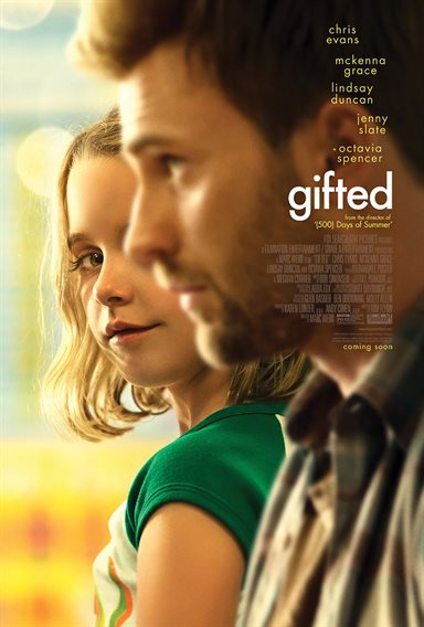 Gifted © Fox Searchlight Pictures. All Rights Reserved.