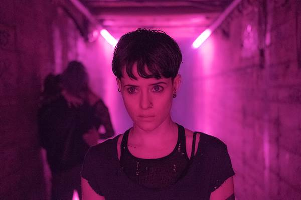 The Girl in the Spider's Web © Columbia Pictures. All Rights Reserved.