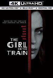 The Girl On The Train 4K Ultra HD Review