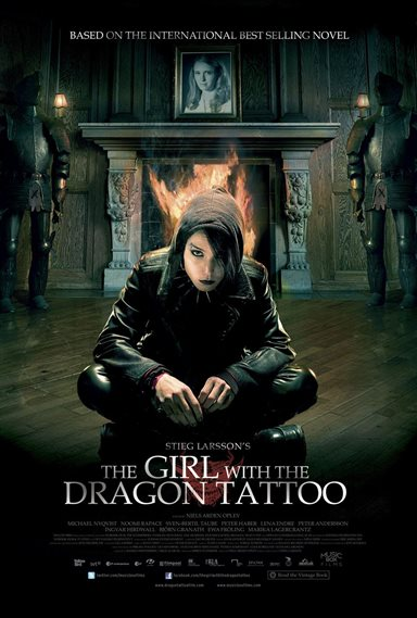 The Girl With The Dragon Tattoo © Yellow Bird. All Rights Reserved.