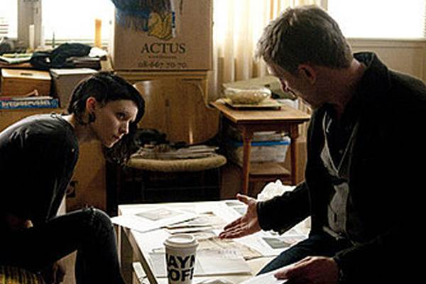 The Girl With The Dragon Tattoo © Columbia Pictures. All Rights Reserved.