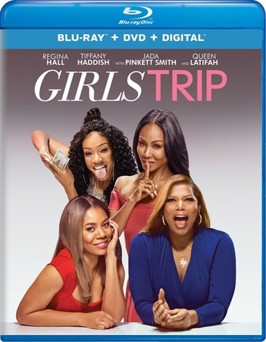 Girls Trip Blu-ray Review