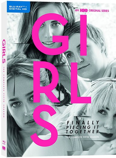 Girls: The Complete Fifth Season Blu-ray Review