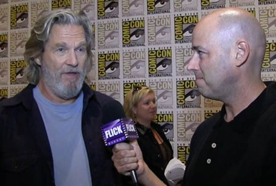 Does The Dude Still Abide? Exclusive Giver Interview from Comic Con 2014