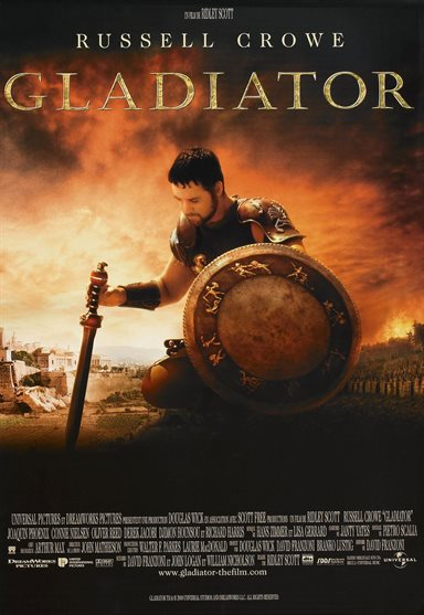 Gladiator © Universal Pictures. All Rights Reserved.