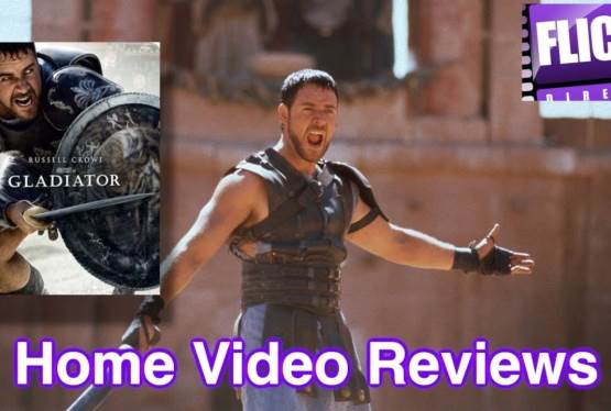 Gladiator (4K UHD Steelbook) | Home Video Reviews