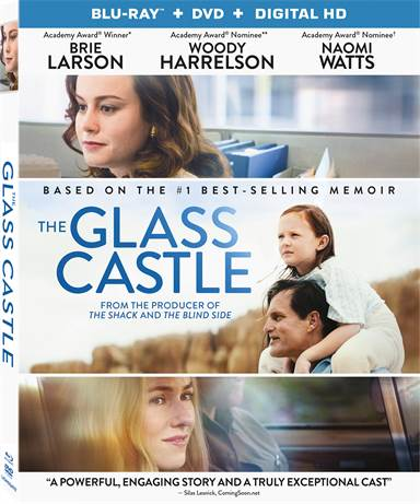 The Glass Castle Blu-ray Review