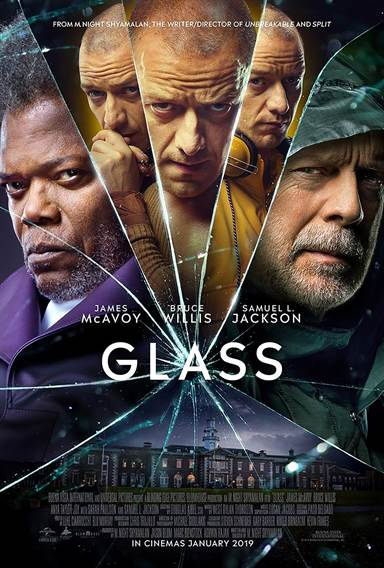 Glass © Universal Pictures. All Rights Reserved.