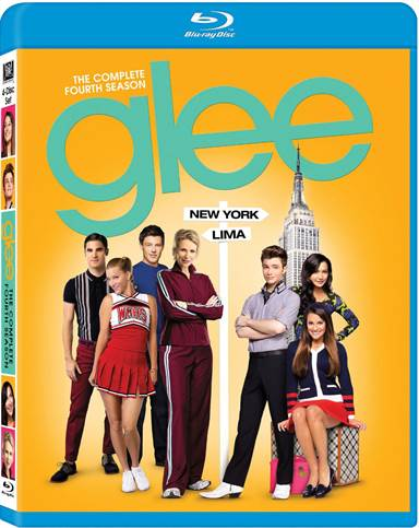 Glee: The Complete Fourth Season Blu-ray Review