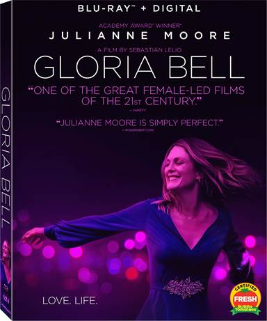Gloria Bell Blu-ray Review