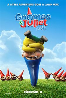 Gnomeo & Juliet Theatrical Review