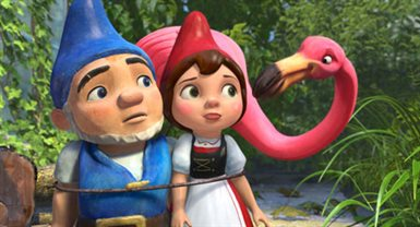 Gnomeo & Juliet © Touchstone Pictures. All Rights Reserved.