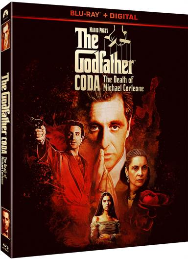 The Godfather Coda: The Death of Michael Corleone Blu-ray Review
