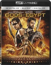 Gods of Egypt 4K Ultra HD Review